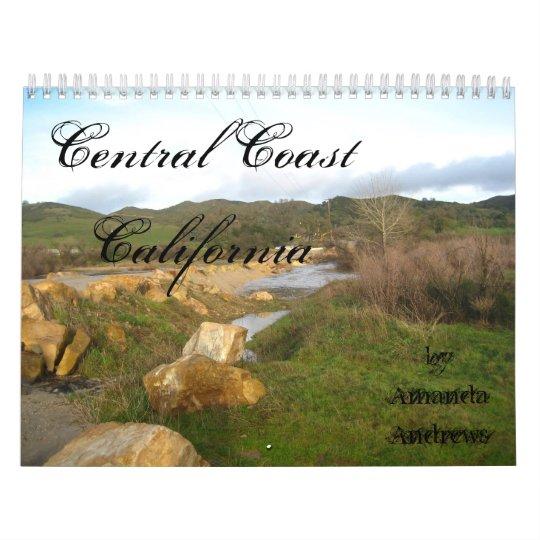 Central Coast California 2011 Calendar