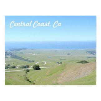 Central Coast California Postcard