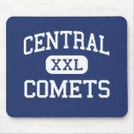 central, comets, burlington, illinois, central