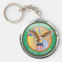 Central Command Keychain