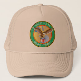 Central Command Trucker Hat