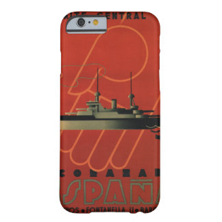 Central Committee for the_Propaganda Poster Barely There iPhone 6 Case