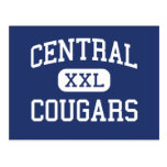 Central Cougars Middle Milton Freewater Postcards