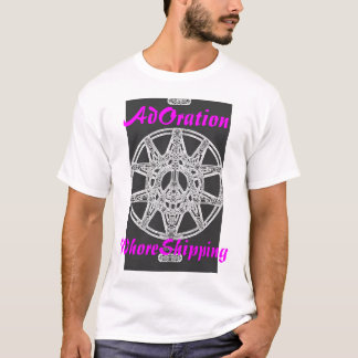 Central Cristal of the Univers2 T-Shirt