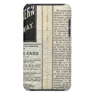 Central Dakota Barely There iPod Cases