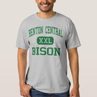 Central de Benton - bisonte - joven - Oxford Polera