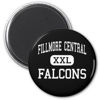 Central de Fillmore - Falcons - alta - Preston Imanes Para Frigoríficos