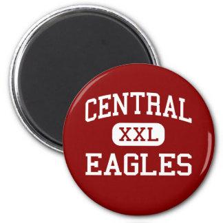 Central - Eagles - Junior - Pittsburg California Fridge Magnets