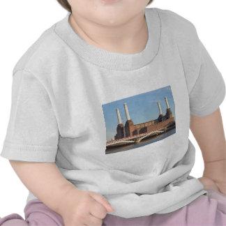 Central eléctrica de Battersea Camisetas