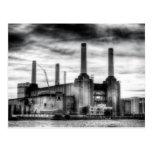 Central eléctrica Londres de Battersea Postal