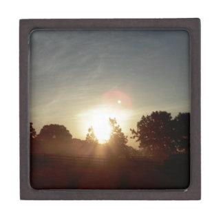 Central Florida Sunrise II Jewelry Box