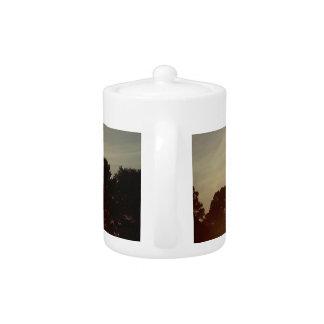 Central Florida Sunrise II Teapot
