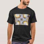 Central - Fractal Art T-Shirt
