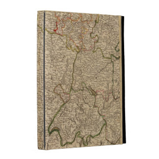 Central Germany 3 iPad Folio Cover