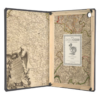 Central Germany 3 Case For iPad Air