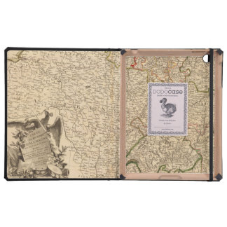 Central Germany 3 iPad Cover