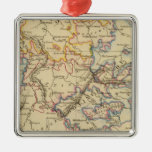 Central Germany Christmas Tree Ornament
