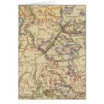 Central Germany Greeting Cards