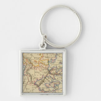 Central Germany Keychains