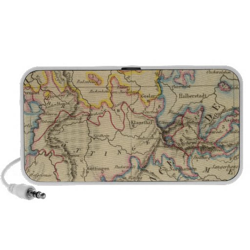 Central Germany Travelling Speakers
