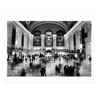 Central Grand Station - 100th Anniversary Postcard