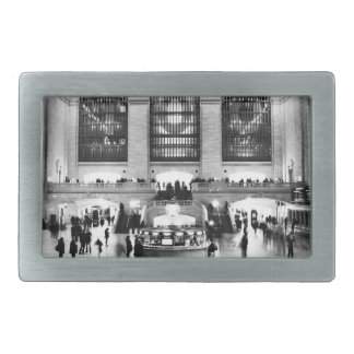 Central Grand Station - 100th Yrs Anniversary Belt Buckles