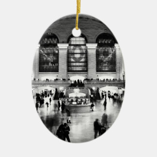 Central Grand Station - 100th Yrs Anniversary Ceramic Ornament