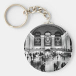 Central Grand Station - 100th Yrs Anniversary Keychains