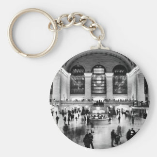 Central Grand Station - 100th Yrs Anniversary Keychain
