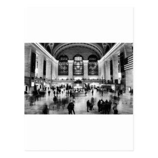 Central Grand Station - 100th Yrs Anniversary Postcard