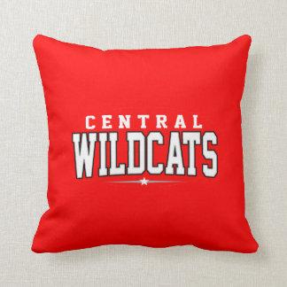 Central High School; Wildcats Pillows
