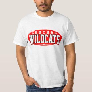 Central High School; Wildcats Tshirt