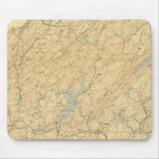 Central Highlands of New Jersey Mouse Pad