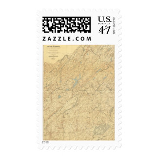 Central Highlands of New Jersey Postage