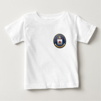 Central Intelligence Agency (CIA) Emblem Baby T-Shirt