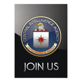 Central Intelligence Agency (CIA) Emblem Card