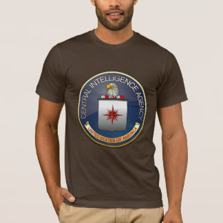 Central Intelligence Agency (CIA) Emblem T-Shirt