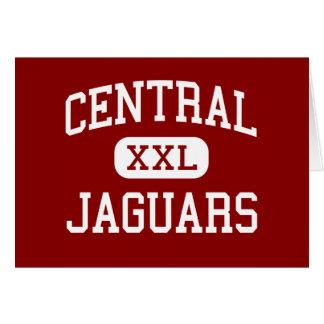 Central - Jaguars - High School - Beaumont Texas Cards