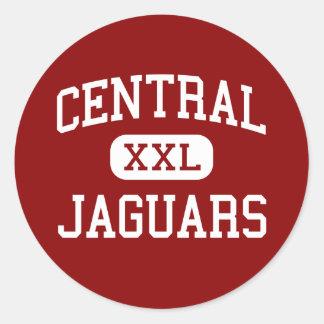 Central - Jaguars - High School - Beaumont Texas Sticker