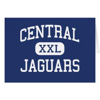 Central - Jaguars - High School - Milton Florida Card