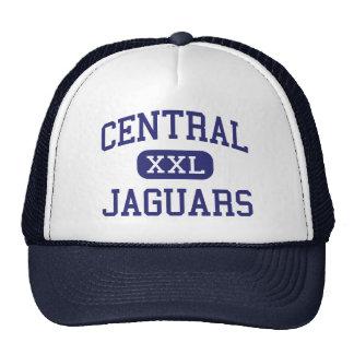 Central - Jaguars - High School - Milton Florida Trucker Hat