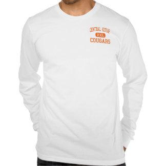Central Kitsap - Cougars - High - Silverdale Tshirts