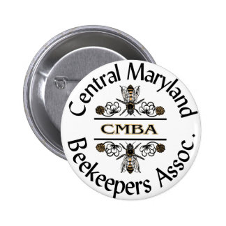 Central Maryland Beekeepers Logo Button