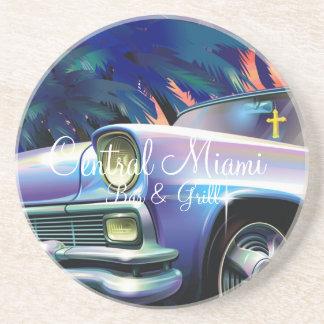 Central Miami Bar & Grill Coaster #1