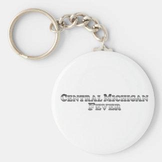 Central Michigan Fever - Basic Keychain