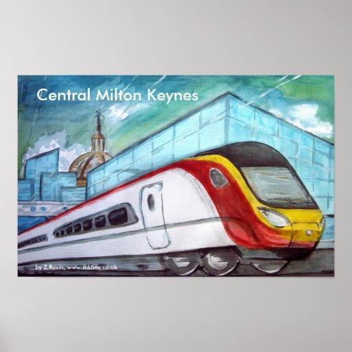 Central MK poster