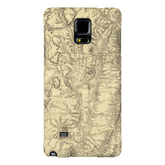 Central New Mexico 2 Galaxy Note 4 Case