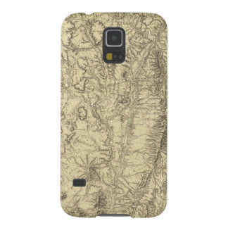 Central New Mexico 2 Galaxy S5 Cases