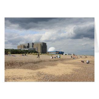 Central nuclear de Sizewell Tarjeta De Felicitación