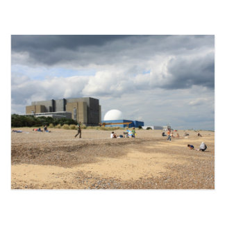 Central nuclear de Sizewell Tarjetas Postales